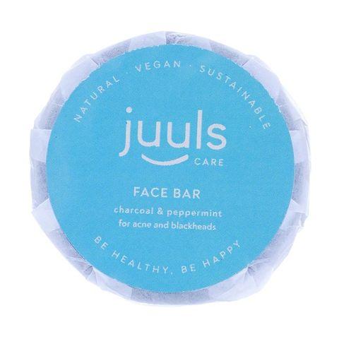 cleansing face bar van juuls