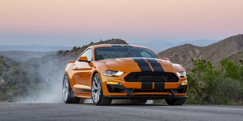 What Could Possibly Go Wrong with a 600-HP Supercharged Shelby Mustang Rental Car?