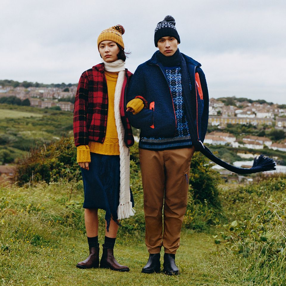 Uniqlo and JW Anderson's Collaboration Is Peak Cozy Dressing and You Need Every Item