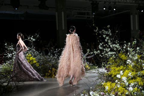best fashion week set design