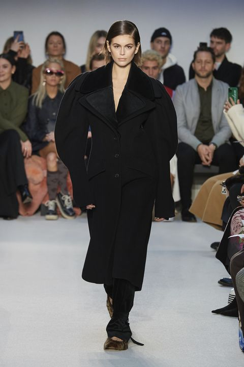 J.W. Anderson Herfst/Winter 2020 show op London Fashion Week.