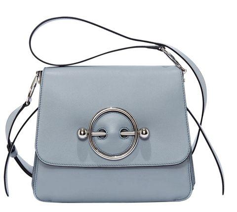 Bag, Handbag, Fashion accessory, Shoulder bag, Messenger bag, Satchel, Material property, Luggage and bags, Leather, Silver,