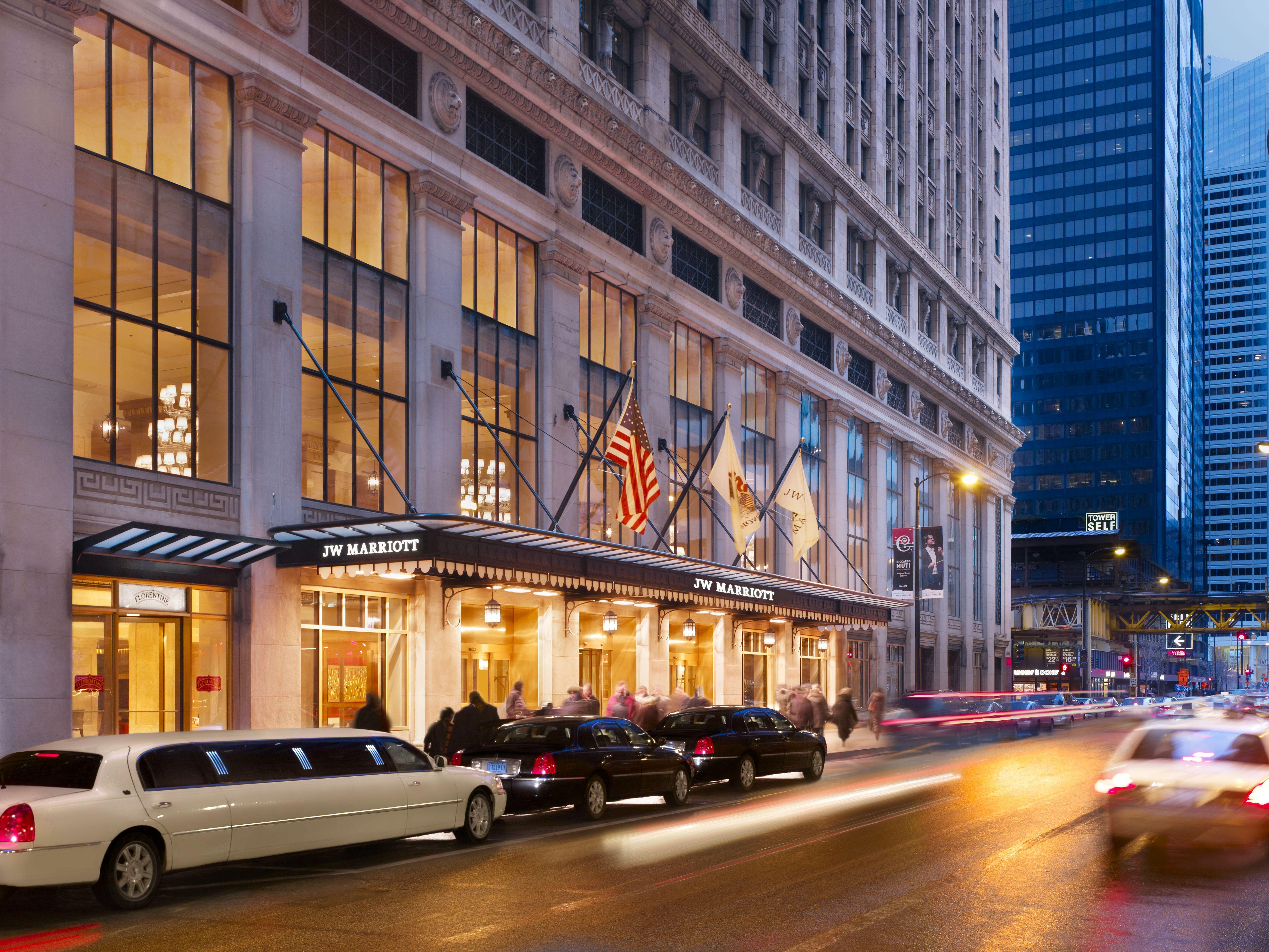 JWMarriott Chicago
