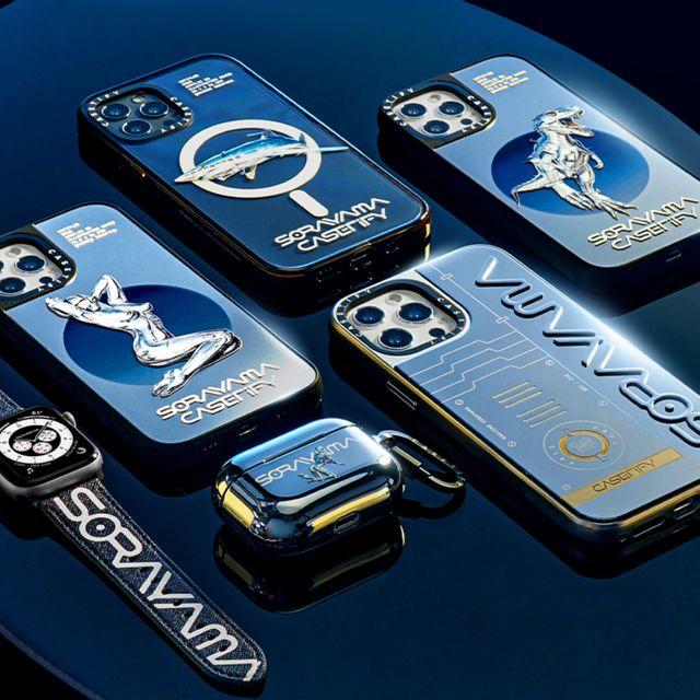 casetify聯手空山基打造「科幻感浮雕」手機殼!藝術家空山基限量聯名系列「價格發售日期」一次看