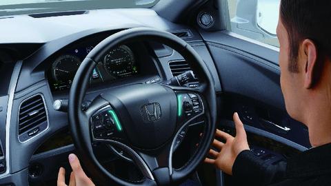 honda ra mắt hệ thống an toàn ưu việt cảm biến honda thế hệ tiếp theo với tính năng lái xe tự động cấp độ 3 tại Nhật Bản