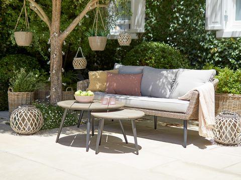 mobiliario de exterior