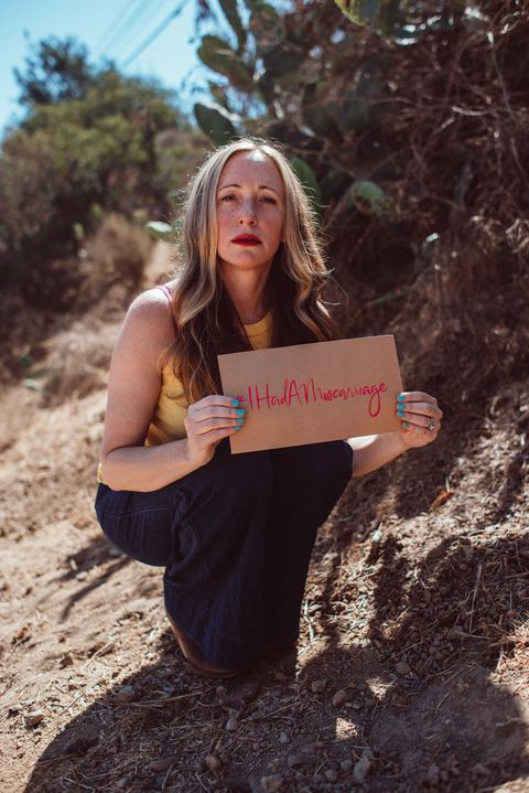 jessica zucker, a los angelesbased psychologist specializing in reproductive and maternal mental health, created the ihadamiscarriage campaign