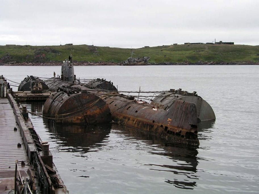 Do Russia's Sunken Nuclear Submarines Pose Environmental Danger?