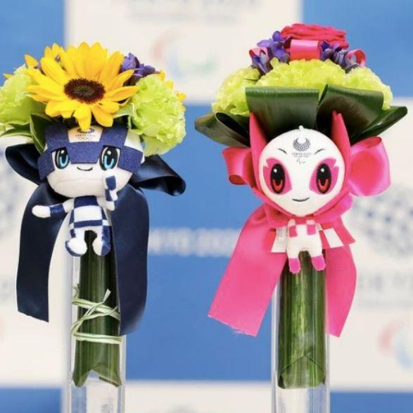 東京奧運頒獎「勝利花束」曾在奧運消失?以311災區特有花材製作,背後還有這層溫暖含義