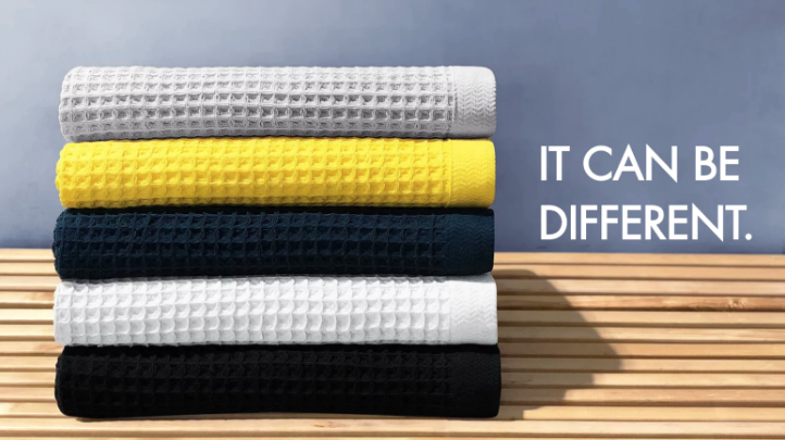 These Smart Towels Are Naturally Antibacterial, so They'll Never Smell