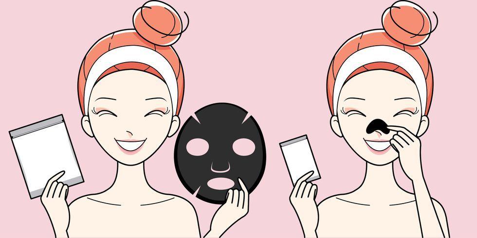 Asian care skin tip