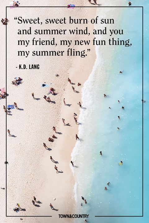 25 Best Summer Quotes 2019 - Famous and Happy Quotes about ...