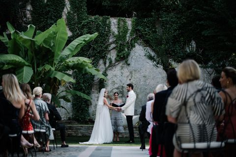 Diana Da Ros wedding planner