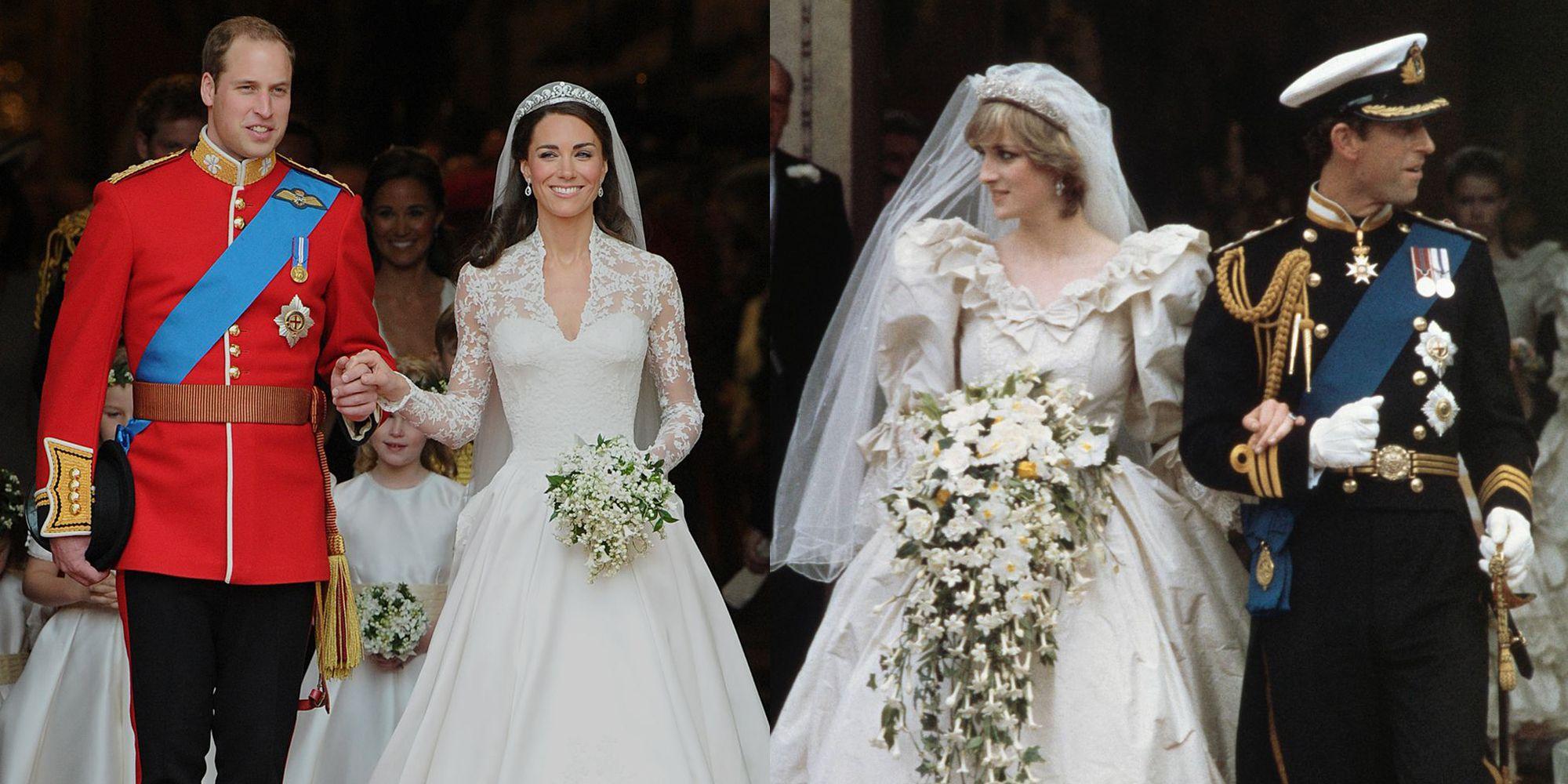8 Royal Wedding Dress Traditions That Brides Follow Royal