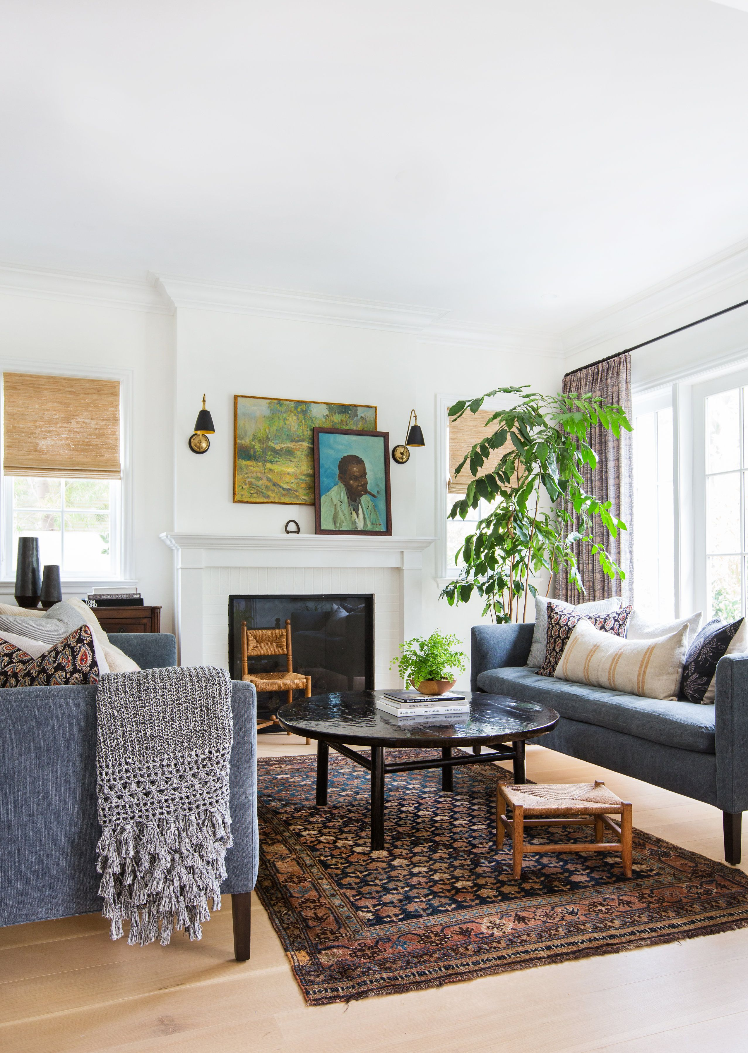 12 Non-Working Fireplace Decor Ideas in 2018 - What To Do With A Non ...