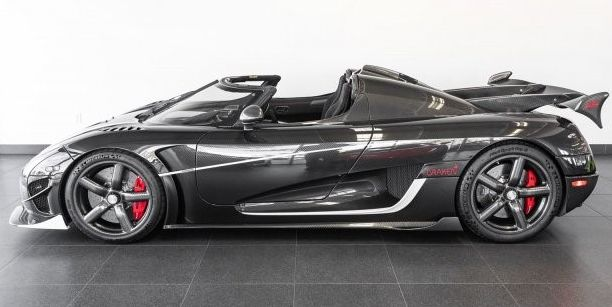 This Koenigsegg Agera RS Packs 1341 HP, And it's For Sale in California
