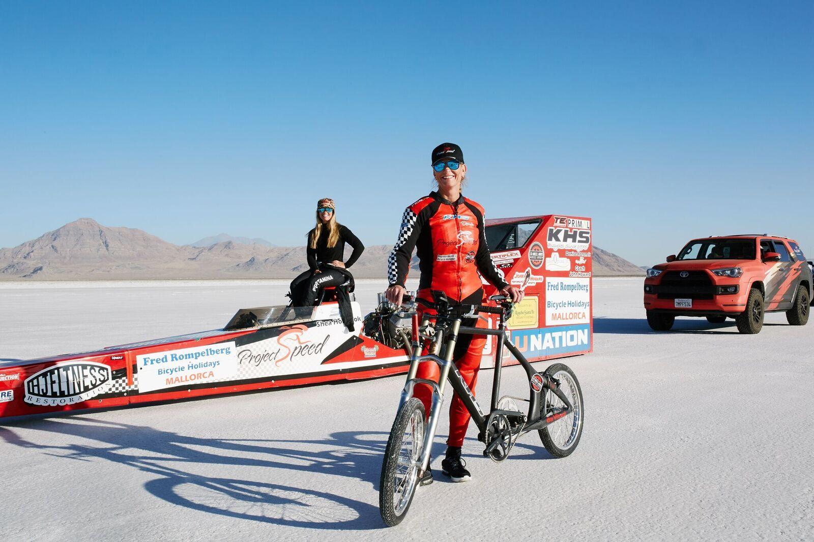 Cycle Speed Record: Maximum Speed, World Record 29