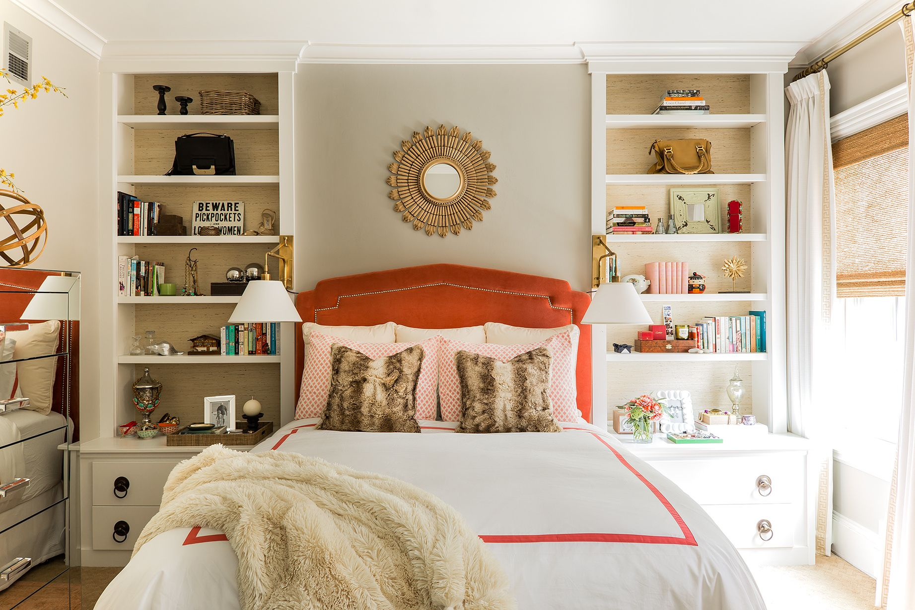 image & 17 Small Bedroom Design Ideas - How to Decorate a Small Bedroom