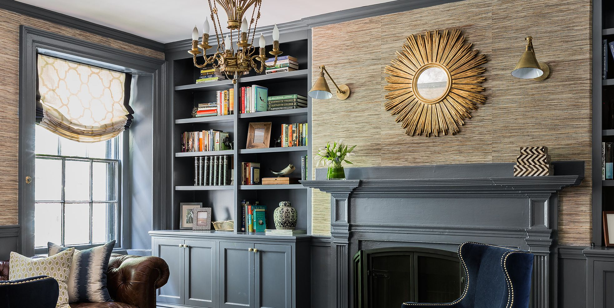 How To Make Dark Colors Work In ANY Room