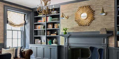 15 Best Dark Paint Color Rooms How To Decorate With Dark Colors