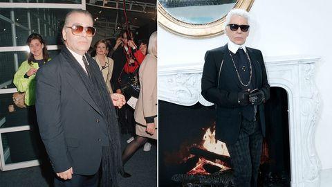 卡爾Karl Lagerfeld