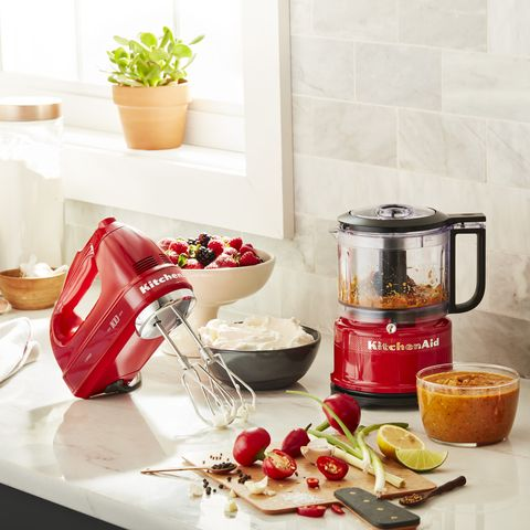 Kitchenaid S 100 Year Anniversary Queen Of Hearts Red Collection Is