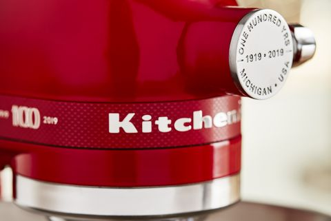 Kitchenaid S 100 Year Queen Of Hearts Collection Launches On April 1
