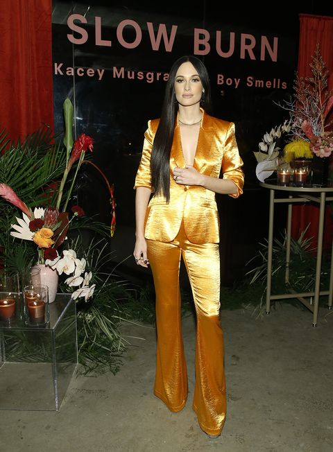 """kacey musgraves  boy smells launch """"slow burn"""" collaboration"""