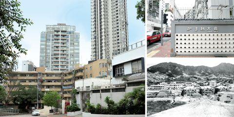 Metropolitan area, Residential area, Condominium, Building, Tower block, Neighbourhood, Property, Mixed-use, Human settlement, Architecture,