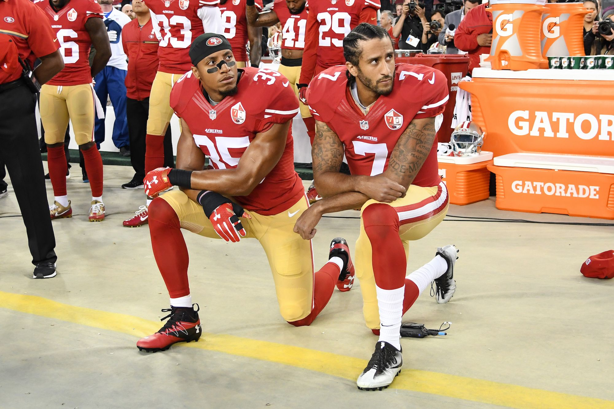 Jay-Z's Partnership With the NFL Is Wrong. Erasing Colin Kaepernick From the Narrative Is Worse.