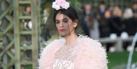 Kaia Gerber for Chanel