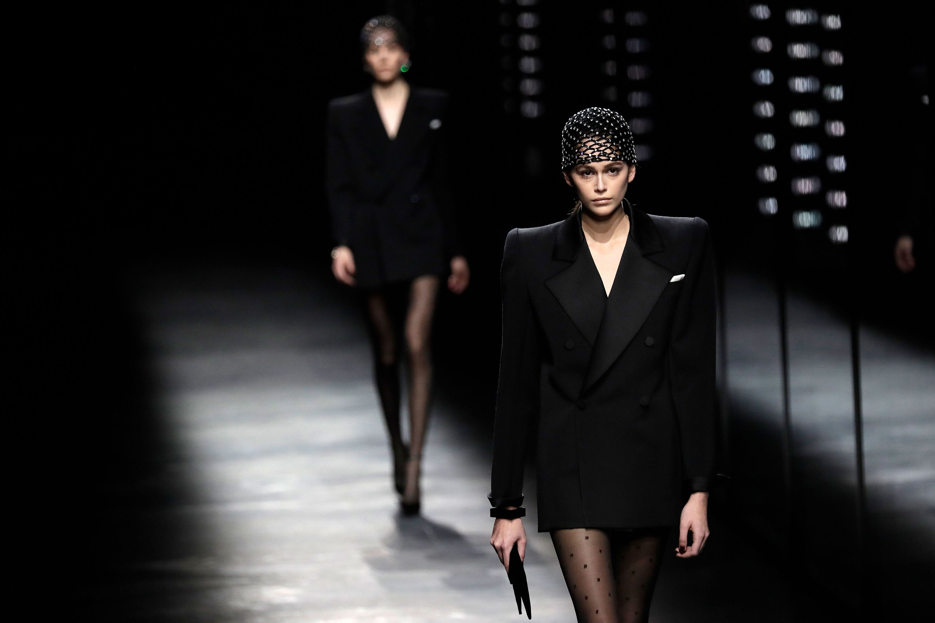 Fashion conglomerate Kering pledges to stop hiring models under 18