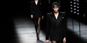 FASHION-FRANCE-SAINT LAURENT