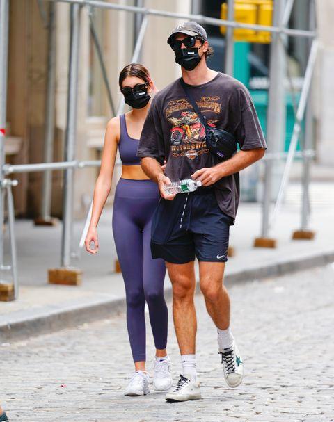 celebrity sightings in new york city september 09 2020