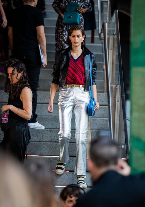Street Style - New York Fashion Week September 2019 - Day 6