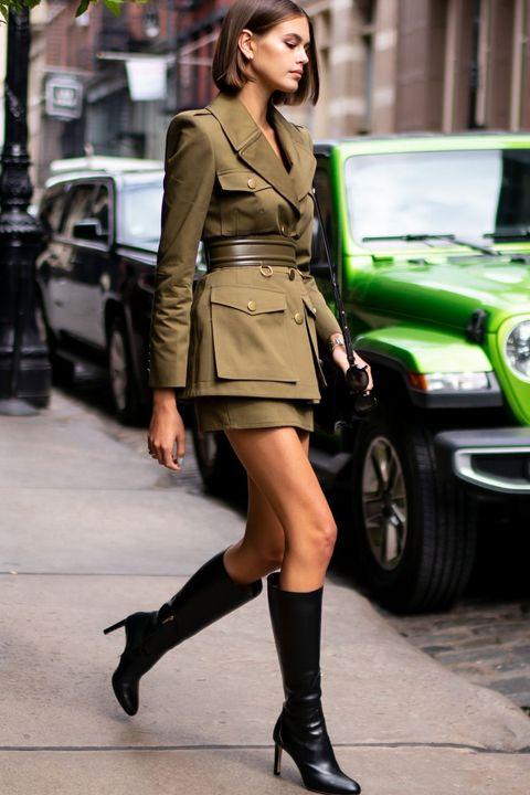 Celebrity Sightings In New York City - October 10, 2019