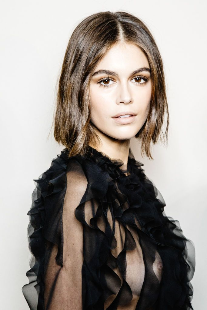 Kaia Gerber fuels pregnancy rumours