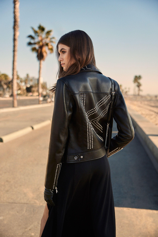 Kaia Gerber for Karl Lagerfeld