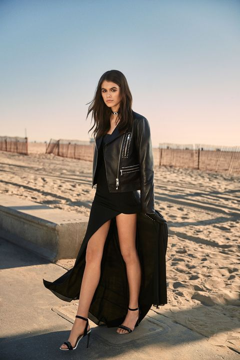 See Kaia Gerber S Collaboration With Karl Lagerfeld
