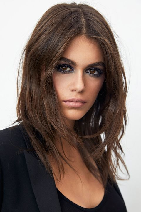 Kaia Gerber is the new face of YSL beauty