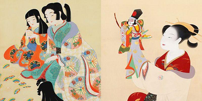 「輝く日本に魅せられて―風景と装い―」の画像検索結果