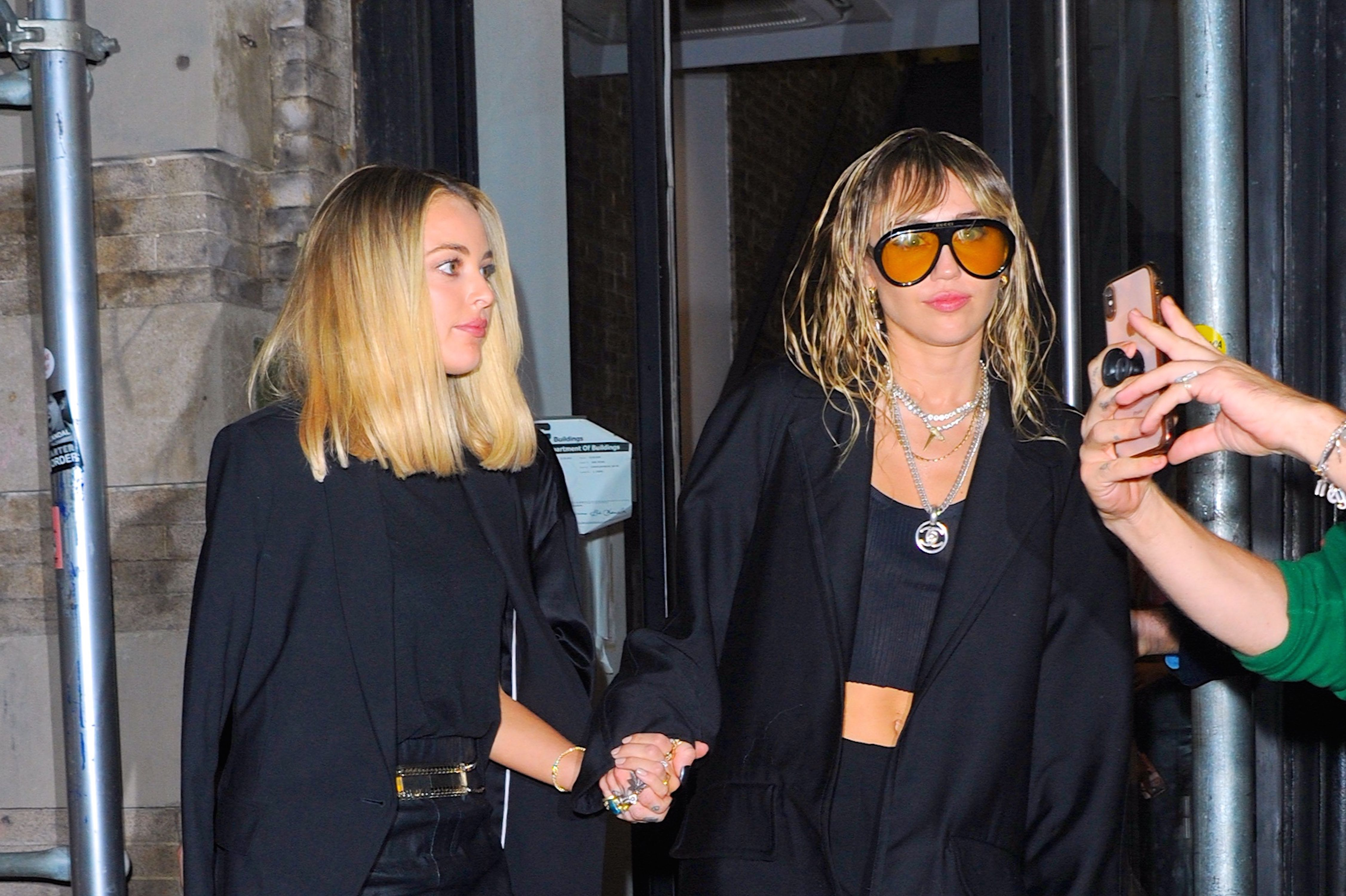Miley Cyrus Reportedly Broke Up With Kaitlynn Carter Because It Became Too Much, Too Soon