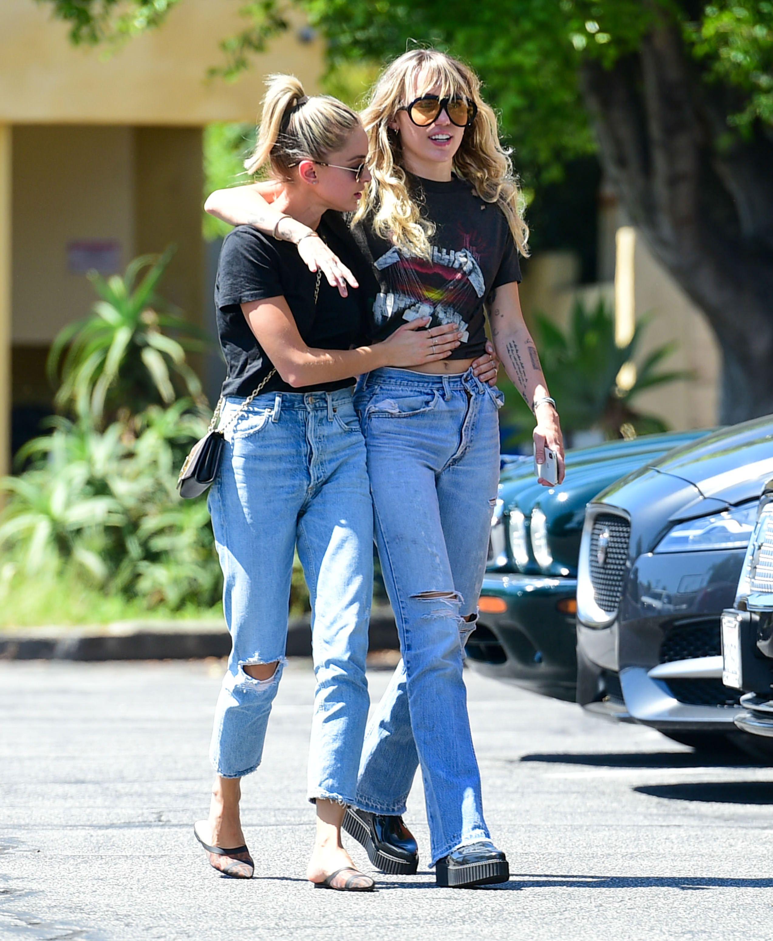 Why Miley Cyrus and Kaitlynn Carter Split