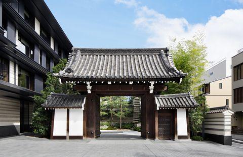 hotel the mitui kyoto