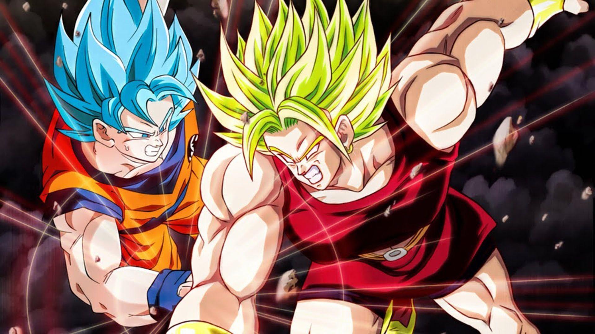 Es Kale La Version Femenina De Broly Dragon Ball Super
