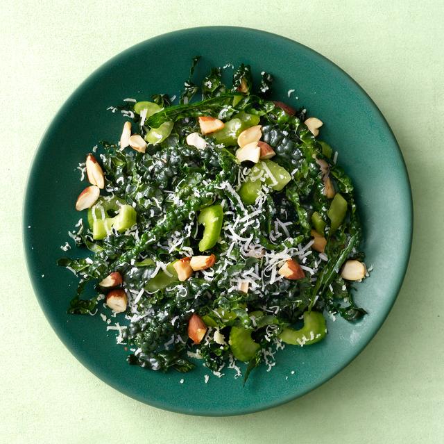 parmesan kale salad