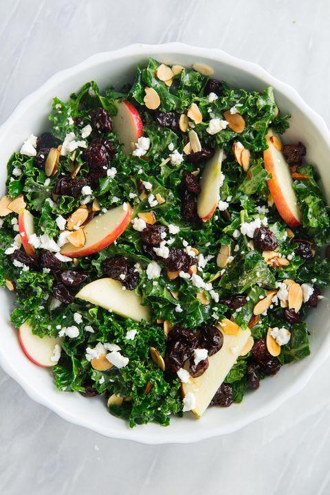 kale salad vertical
