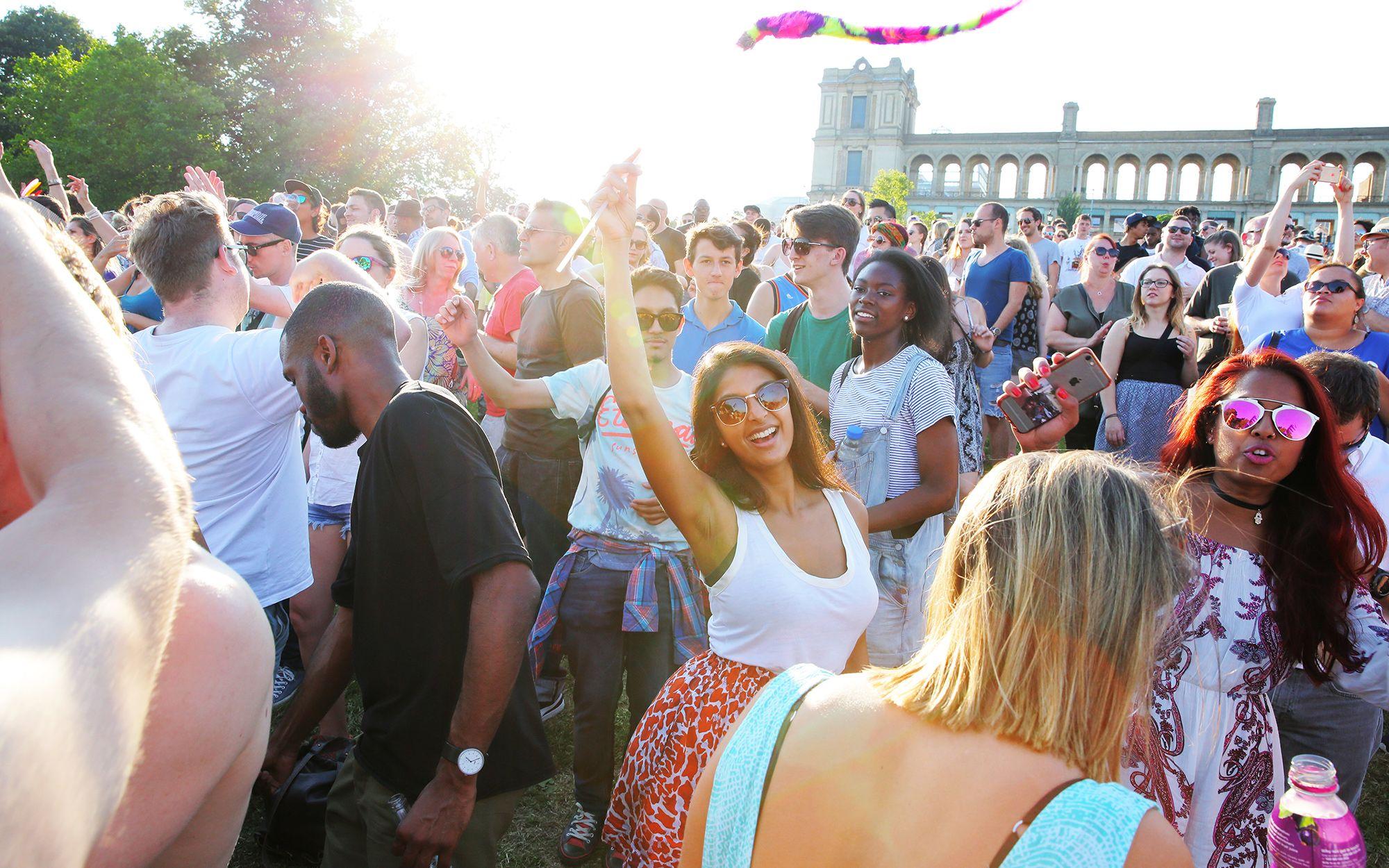 Kaleidoscope Festival, London