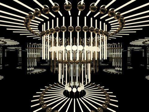 Kaleidoscopia by Lee Broom for London Design Festival