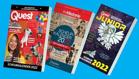 scheurkalender quest 2022